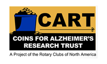 Coins for Alzheimer's Research Trust is a program to collect spare change and more (wherever possible) to help provide funding for Alzheimer's research.